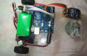 WLAN-Robo-Auto mit 360 °-Servo-Motor
