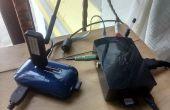 Ein Bluetooth-Gerät, das durch Bluetooth remote-Client sichtbar ist der Raspberry Pi biegen