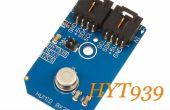 Feuchtemessung mit HYT939 und Arduino Nano