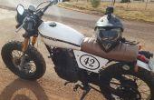 Motorrad-Restaurierung