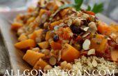 Couscous Rezept für Veganer mit Boden Zimt