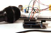 Arduino-Audio-Eingang