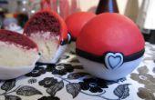Pokelove--Farbe koordinierte Zweischicht-Mini-Kuchen!
