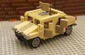 LEGO militärische Humvee