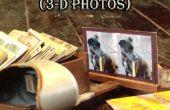 DIY Stero-Karte / Steroscopic Folien (3-d Fotos!)
