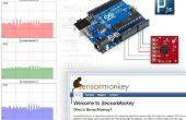 Fahren Sie eine Webseite in Echtzeit mit Arduino, SensorMonkey und Processing.js