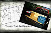 Wie der Organisator einer LKW-Bett bauen