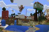 Die Welt zu retten: Minecraft PE