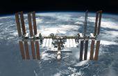 Wie man die International Space Station vorbei vor Ort.