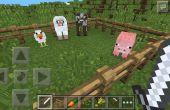 Wie Trap Minecraft Passive Mobs