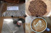 Wie erstelle ich ein Kaffeeröster