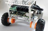 SimpleBot - ein Lego-Bot mit Raspberry Pi auf Herz