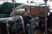 Floor-Tom, Kick-Drum-Konvertierung auf einem festen Etat. + aktualisierte +