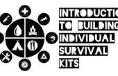 Einführung zum Aufbau individueller Survival Kits