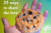 Gutes Karma Kekse... und 25 Wege, die Liebe zu teilen
