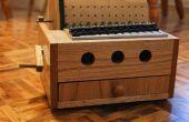 Bauen Sie eine programmierbare mechanische Spieluhr