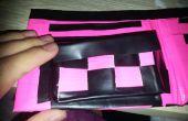 Wie erstelle ich eine Änderung Tasche einfach auf Ihr Klebeband Brieftasche