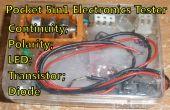 Taschenformat 5 in 1 Elektronik-Tester