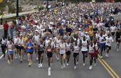Gewusst wie: ein Marathon für Anfänger