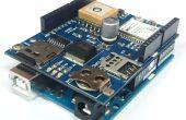 Sistema GPS con Arduino + M2M Schild