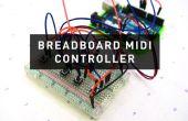 Verkabelung auf ein MIDI Controller