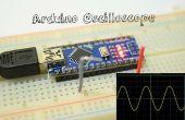 Arduino Oszilloskop unter 5 $ - 3-Kanal