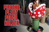 Piranha-Pflanze-Stifthalter