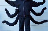 Lilypad Arduino Spider Kostüm