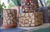 Kunst: Pebble Dosen und andere Köstlichkeiten können