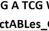 Wie erstelle ich ein TCG