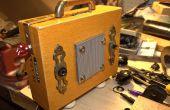 Machen Sie Ihre eigenen Cigar Box Gitarre / MP3-Player Verstärker