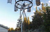 DIY Wind-Powered Wasserpumpe