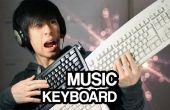 MIDI-Controller mit Tastaturen