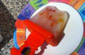 Sprite und Gummibärchen Pops