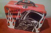Vader Box. Intergalaktische Raspberry Pi batteriebetriebene Sender Empfänger BOT