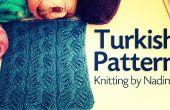 Türkische Zopf Muster