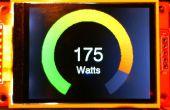 Arduino Analog 'Ring' Zähler auf Farb TFT-display