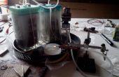HHO Fackel von 240v AC Netzspannung über ein Schweißgerät und Brückengleichrichter