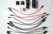 Arduino und Visuino: Verwendung PCF8574/PCF8574A I2C GPIO Arduino mehr digitale Kanäle hinzu