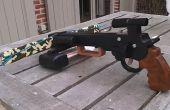 Pistole Armbrust (Steampunk oder militärischen Stil)