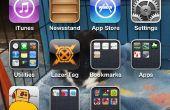 Gewusst wie: verschieben Sie eine App