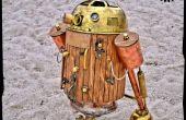 STEAMPUNK R2-D2 Astromech