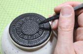 Verbessern Ihre Keramik mit Sugru (für eine hitzefeste, Anti-Rutsch, kratzfester, dekorative Basis)