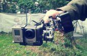 Handheld-2D Gopro Gimbal aus defekt Drohne teilen