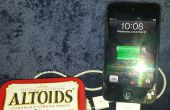 DIY Altoids USB Apple/Samsung Ladegerät