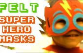 Papa macht Sachen - wie Superhelden Masken machen!
