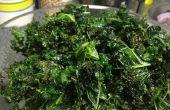 Krispy Kale-Chips!