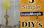 3 einfache DIY mit InstaMorph