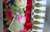 Wie erstelle ich eine Rose & Garnituren Edge Card