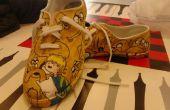 Abenteuer Zeit Schuhe